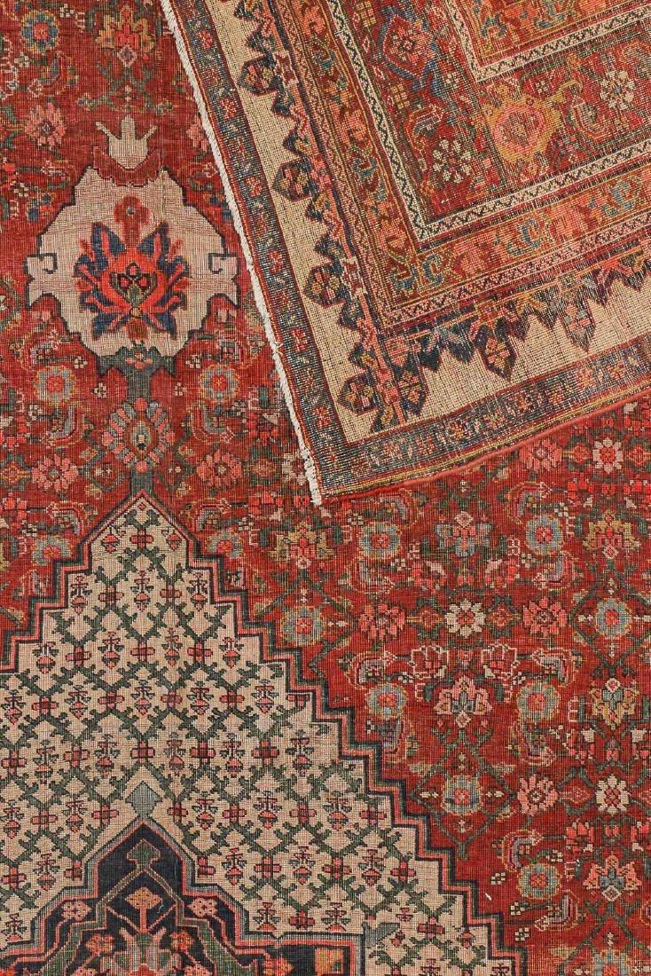 Bidjar Rug, Persia: 11'7'' x 18'8'' - 4