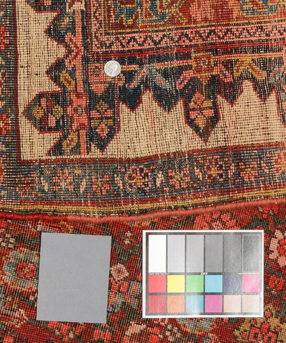 Bidjar Rug, Persia: 11'7'' x 18'8'' - 5