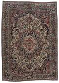 Meshed Rug, Persia: 8'3'' x 11'8''