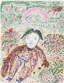 "Ezekiel Gibbs (American/Texas, 1889-1992) ""Self"