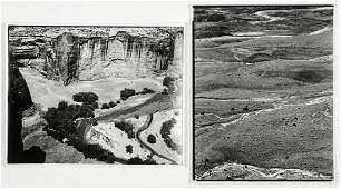 Michael Smith b 1942 2 Gelatin Silver Photographs