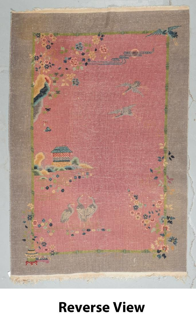 Art Deco Rug, Early 20th C, China: 5'11'' x 8'10'' - 6