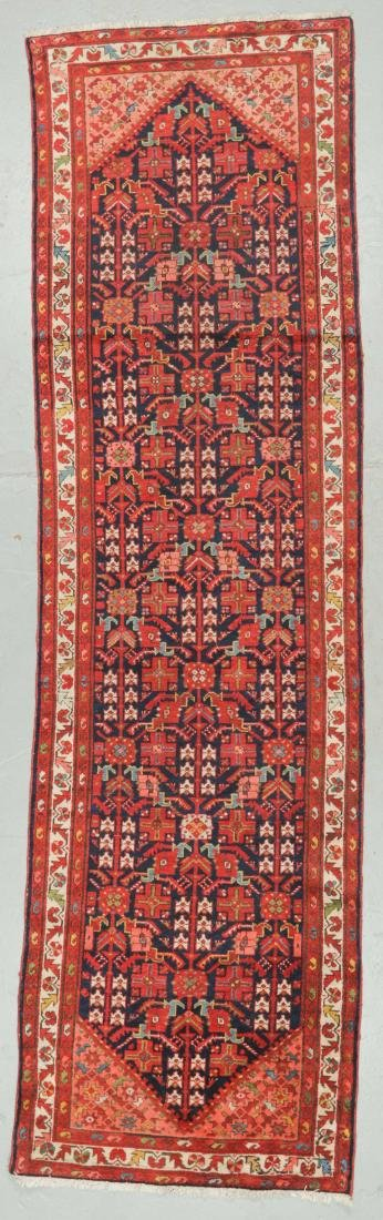 Antique Malayer Rug, Persia: 3'3'' x 11'6''