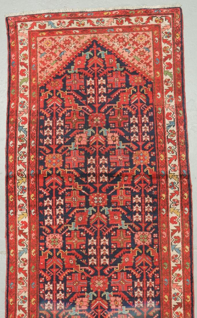 Antique Malayer Rug, Persia: 3'3'' x 11'6'' - 3