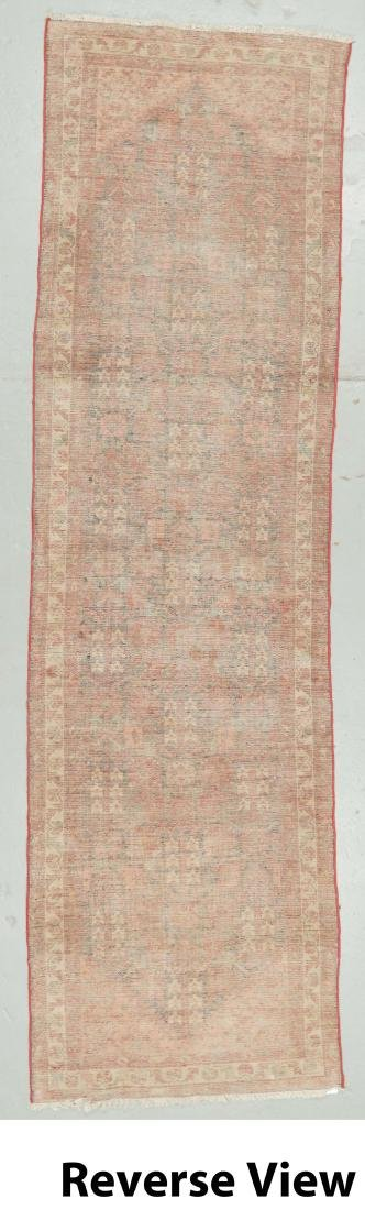 Antique Malayer Rug, Persia: 3'3'' x 11'6'' - 6