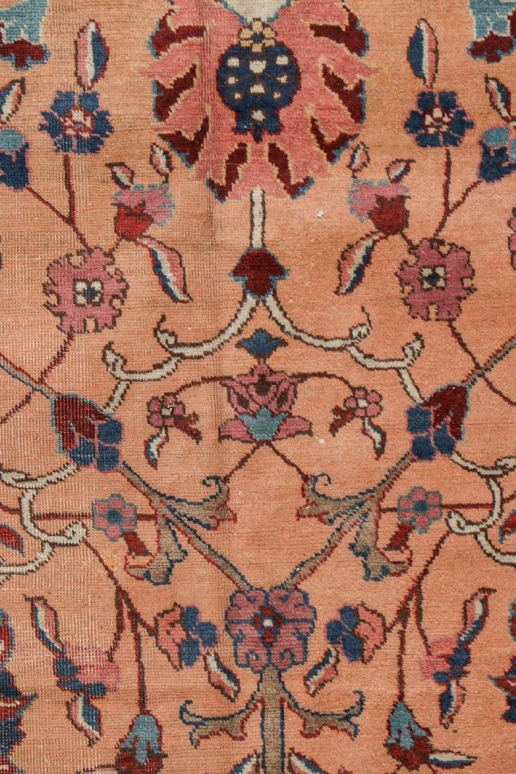 Semi-Antique Tabriz Rug, Persia: 9'10'' x 13'3'' - 2
