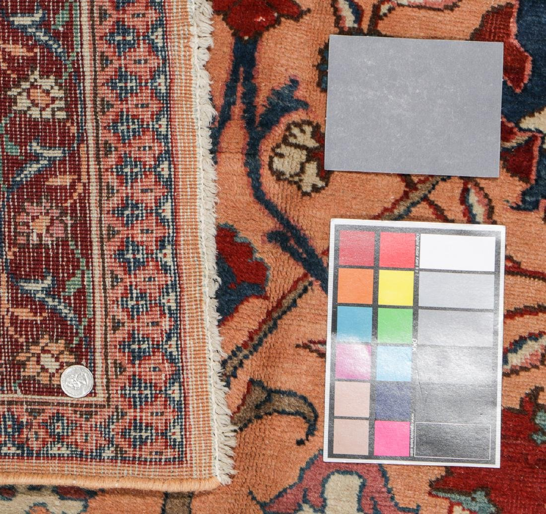Semi-Antique Tabriz Rug, Persia: 9'10'' x 13'3'' - 5