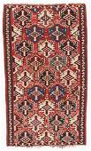 Antique Kuba Kilim, Caucasus: 5'10'' x 10'0''
