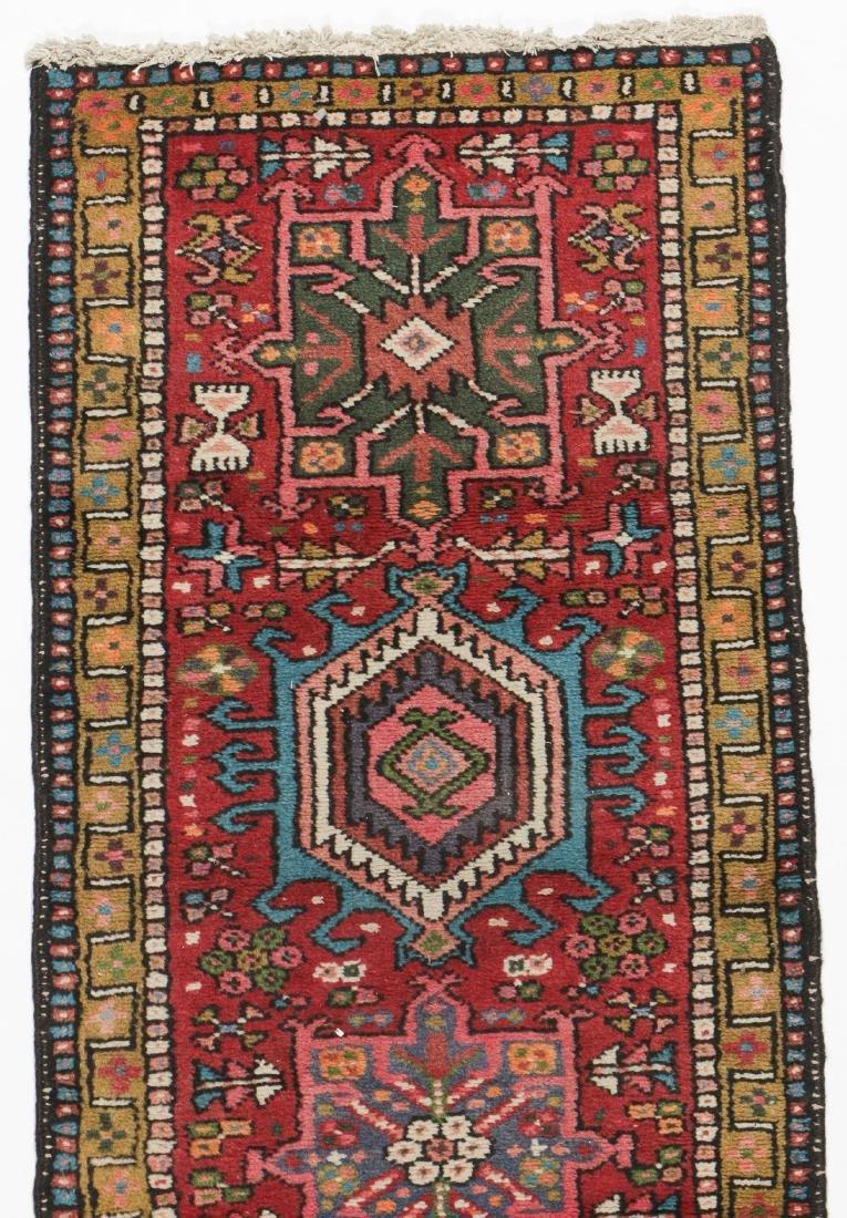 Semi-Antique Heriz Rug, Persia: 2'1'' x 6'1'' - 3