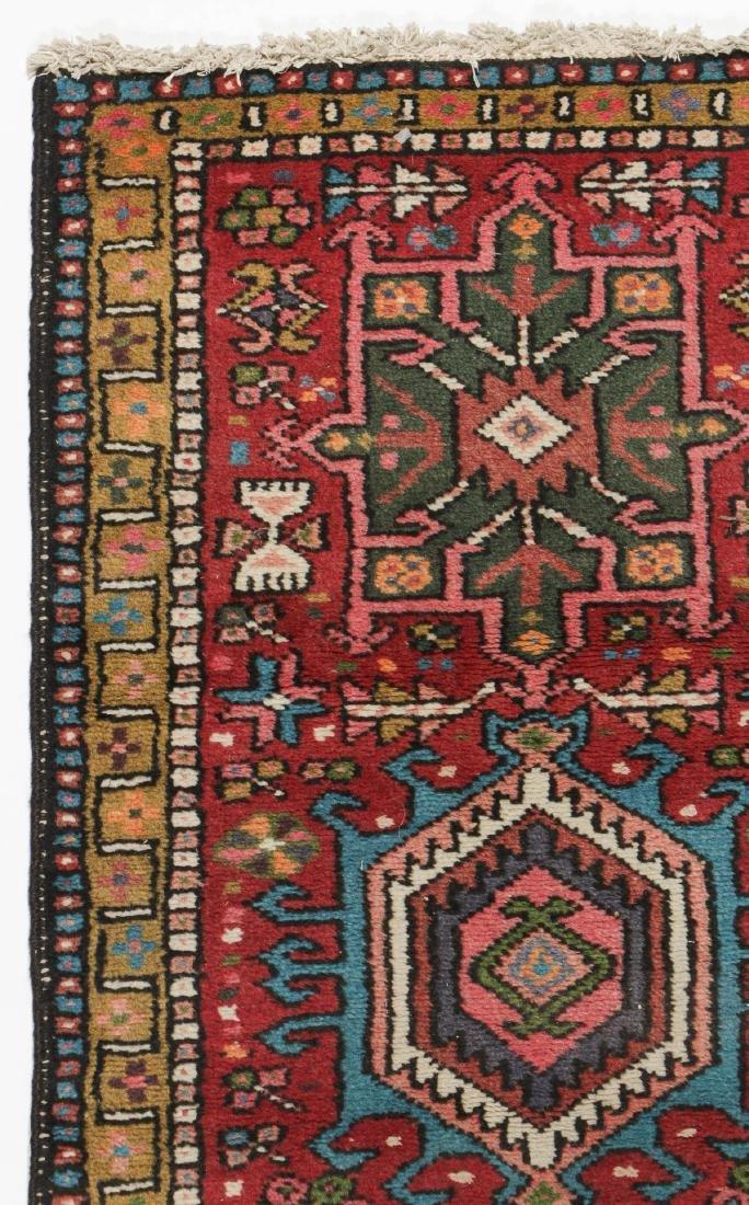 Semi-Antique Heriz Rug, Persia: 2'1'' x 6'1'' - 4
