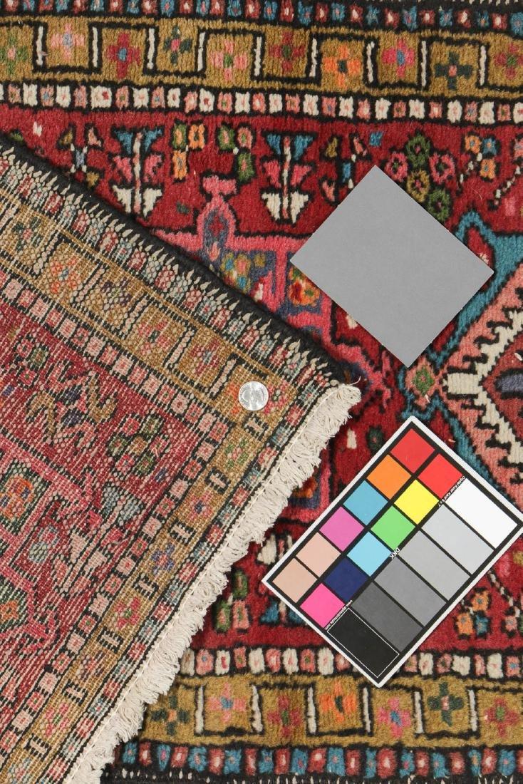 Semi-Antique Heriz Rug, Persia: 2'1'' x 6'1'' - 6