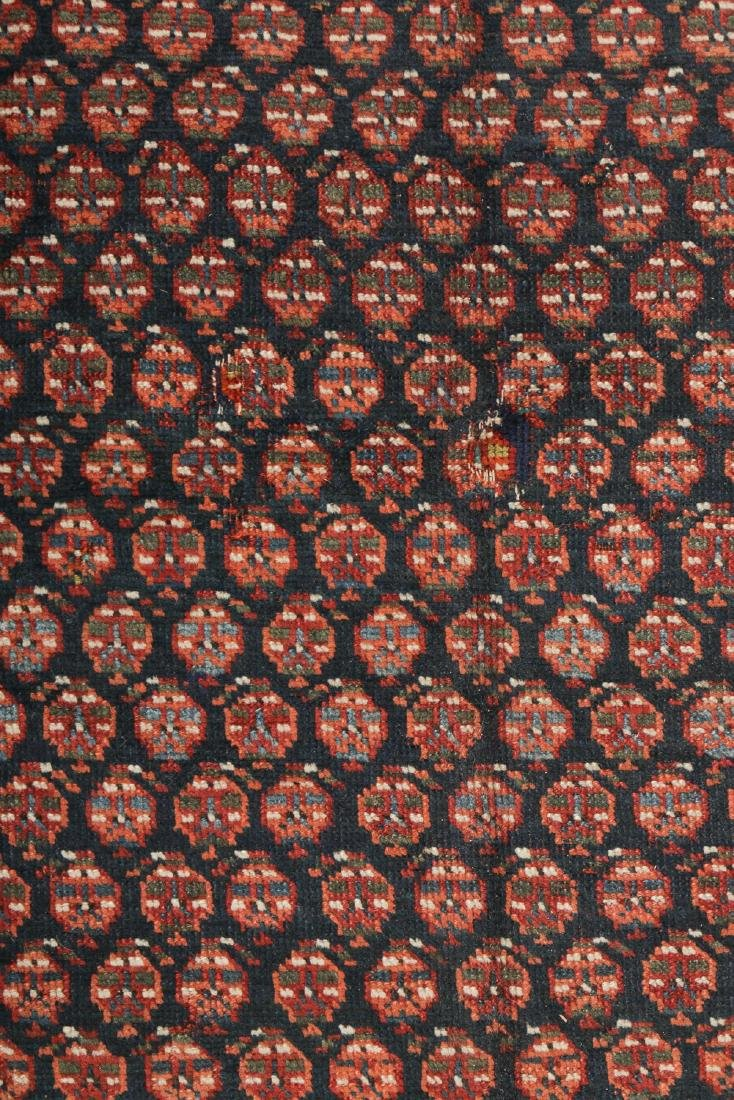 Antique Khamseh Rug, Persia: 5'5'' x 9'1'' - 2