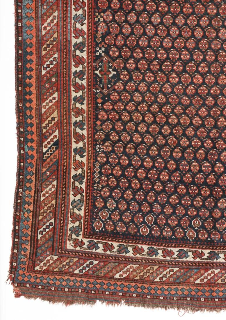 Antique Khamseh Rug, Persia: 5'5'' x 9'1'' - 3