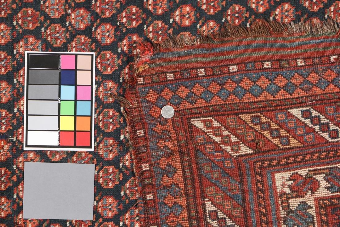 Antique Khamseh Rug, Persia: 5'5'' x 9'1'' - 5