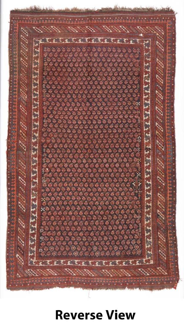 Antique Khamseh Rug, Persia: 5'5'' x 9'1'' - 6