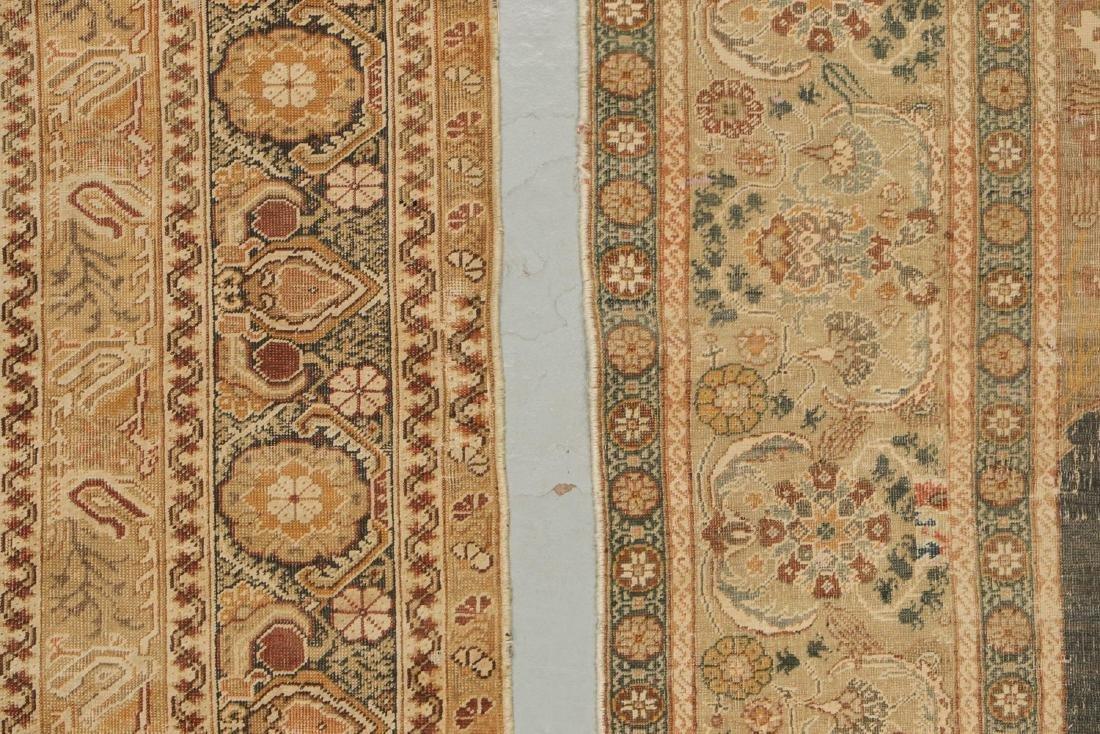 2 Antique Ghiordes Prayer Rugs, Turkey - 4