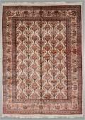 Vintage Tabriz Rug, Persia: 9'10'' x 13'7''