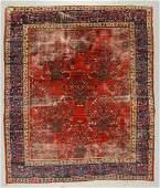 Antique Lilihan Rug, Persia: 8'4'' x 9'11''