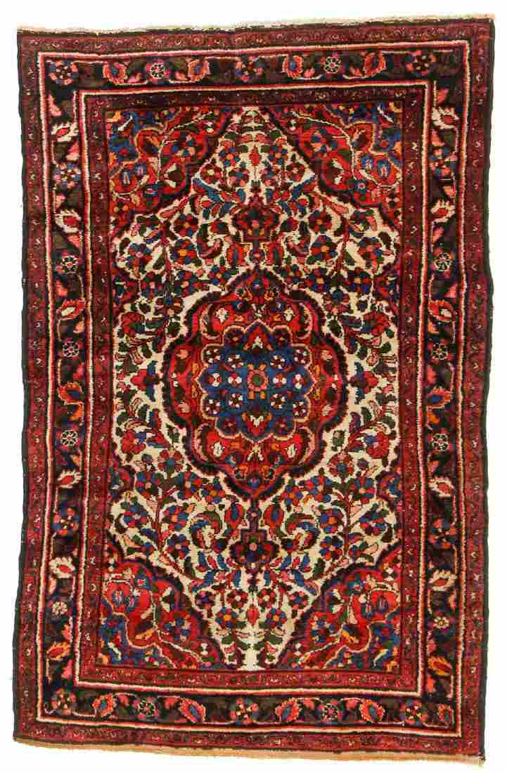Semi-Antique Malayer Rug, Persia: 3'4'' x 5'3''