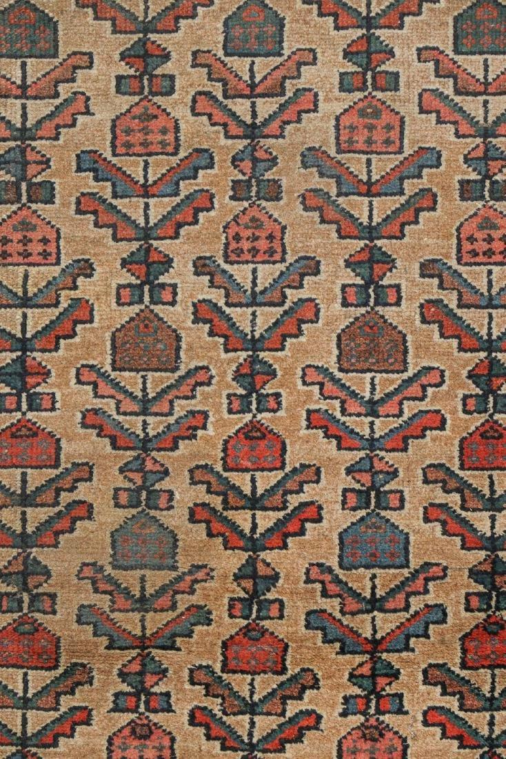 Antique Hamadan Rug, Persia: 4'3'' x 6'2'' - 2