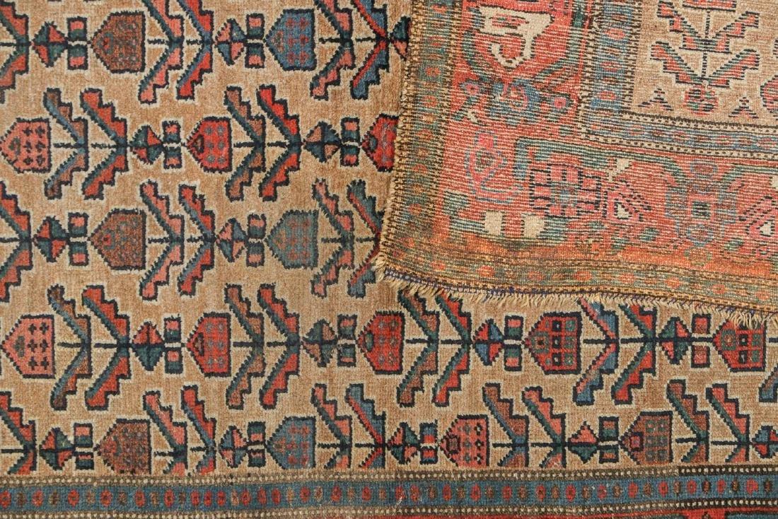 Antique Hamadan Rug, Persia: 4'3'' x 6'2'' - 4