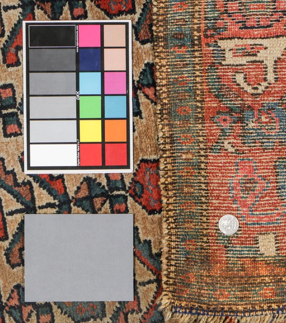 Antique Hamadan Rug, Persia: 4'3'' x 6'2'' - 5