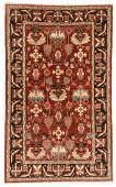 Heriz Style Rug Afghanistan 59 x 94
