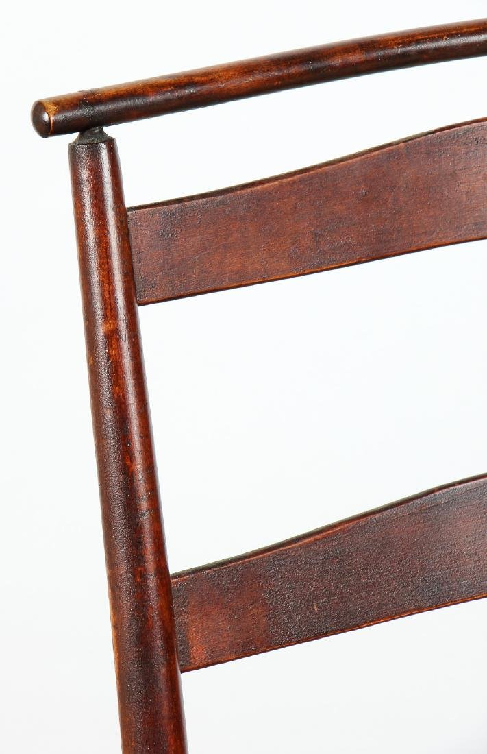 Antique American Shaker Rocking Chair - 3