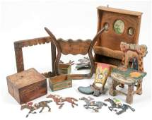 Estate Collection of Folk Art