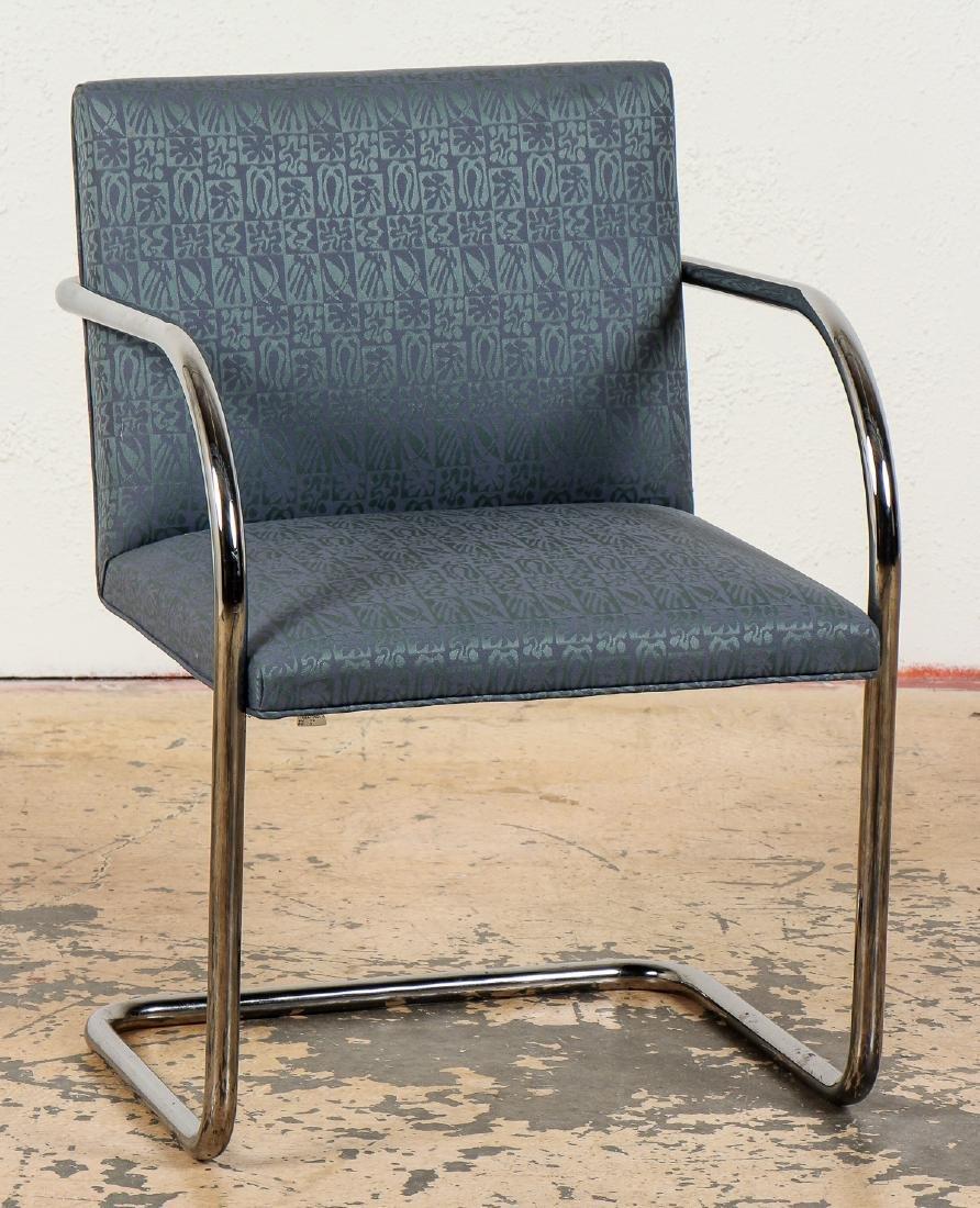 Set of 4 Knoll Brno Chairs, Mies Van Der Rohe - 2