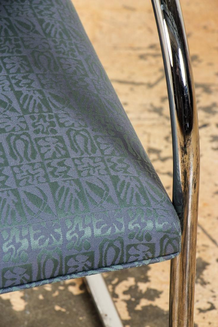 Set of 4 Knoll Brno Chairs, Mies Van Der Rohe - 3