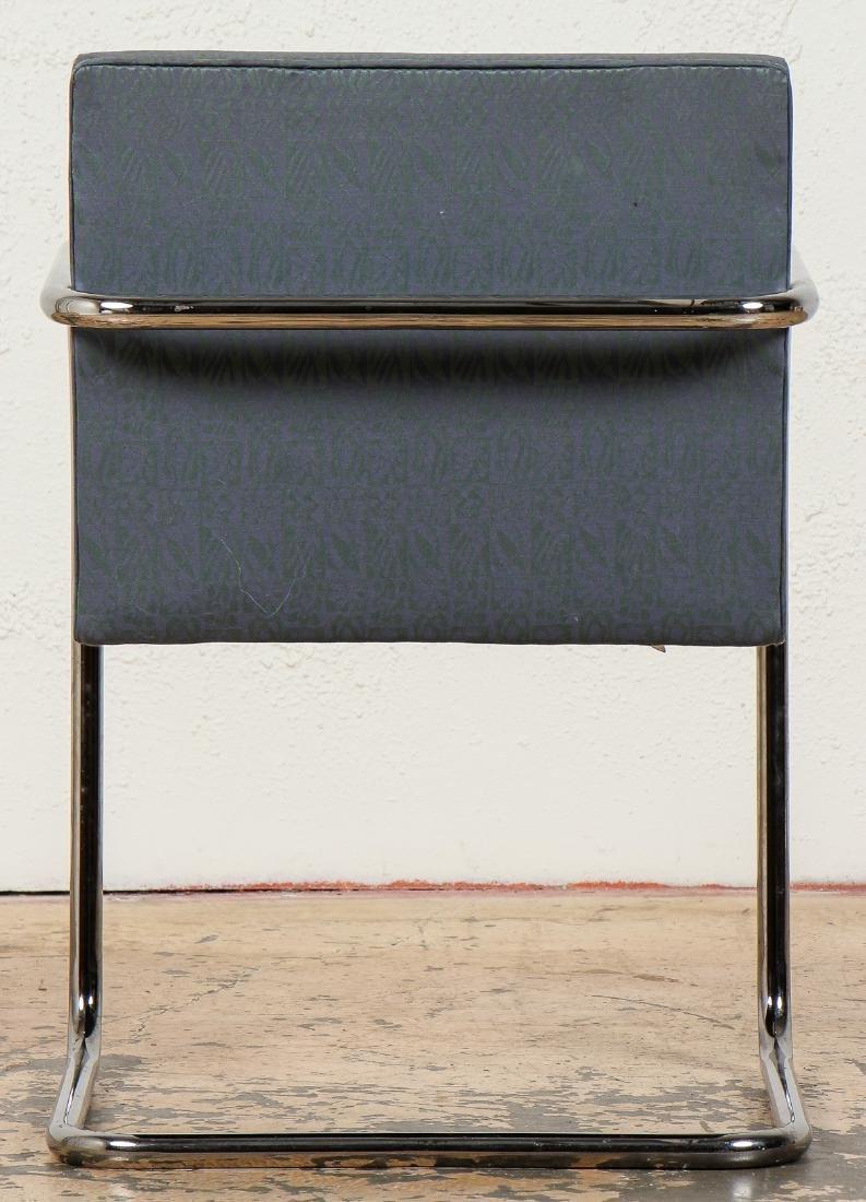 Set of 4 Knoll Brno Chairs, Mies Van Der Rohe - 5