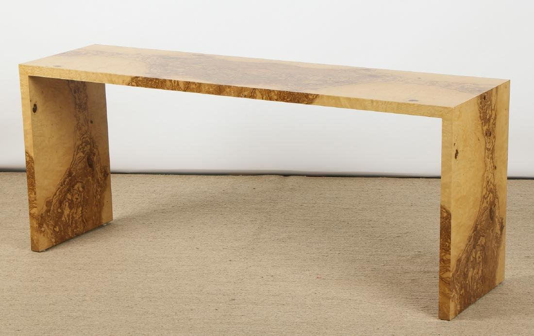 Modern Virage Console Table