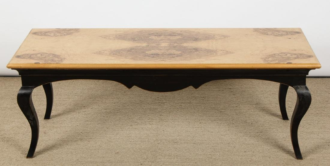 Modern Auverne Coffee Table - 3