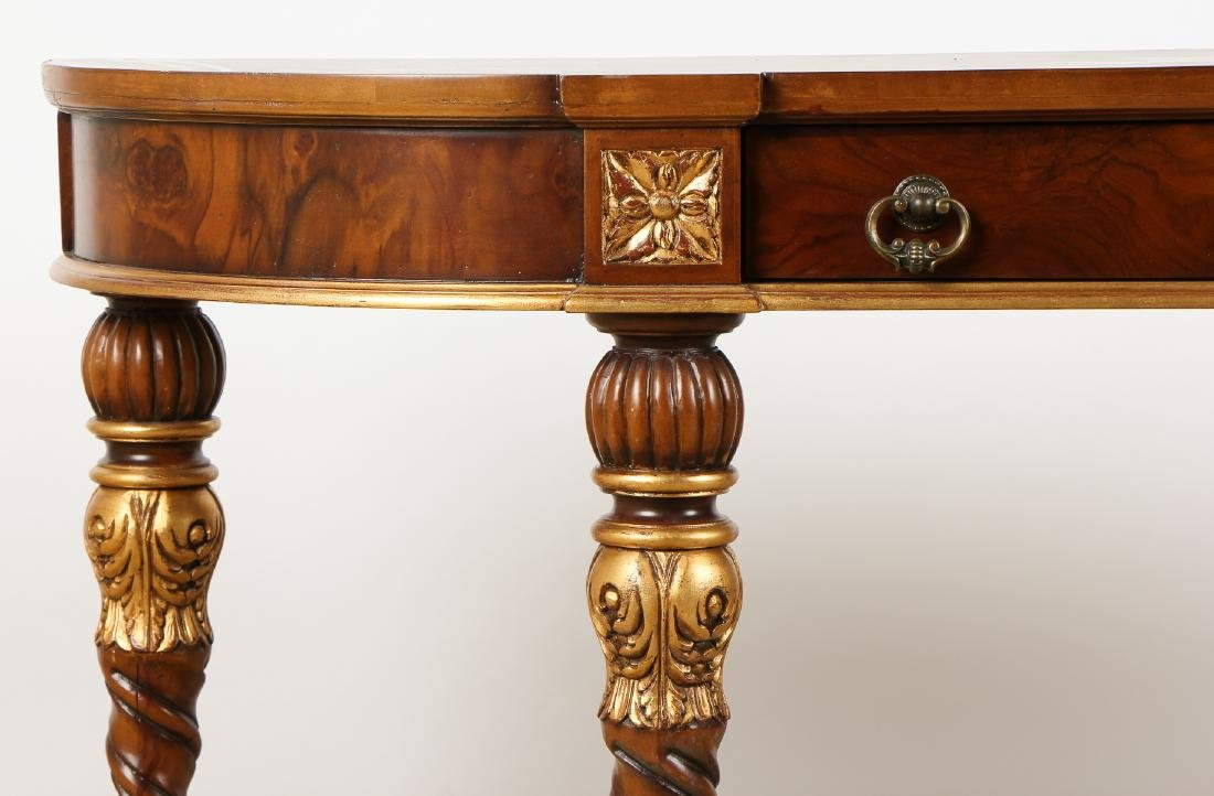 Modern Edwardian Style Console Table - 3