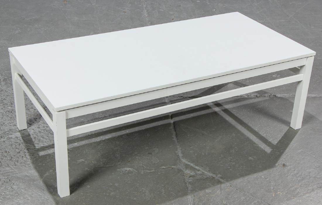 5 Modern White Wood Coffee Tables - 2
