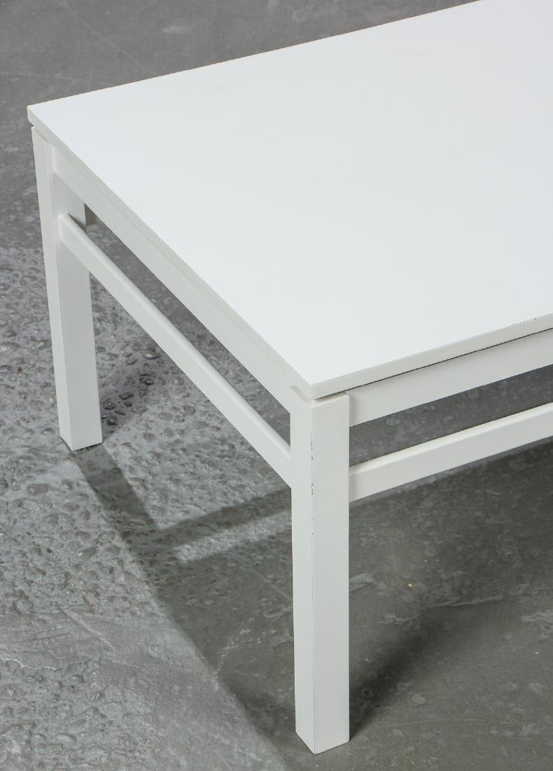 5 Modern White Wood Coffee Tables - 3