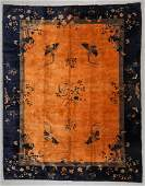 Antique Peking Rug, China: 9'0'' x 11'4''