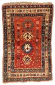 Antique Kazak Rug, Caucasus: 3'1'' x 5'1''
