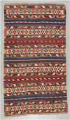 Antique Shirvan Kilim, Caucasus: 5'8'' x 10'0''