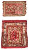 2 Antique Anatolian Rugs, Turkey