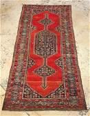 Northwest Persian Gallery Carpet, late 19th c., 7'1'' x