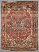 Antique Serapi Rug, Persia: 11'0'' x 14'11''