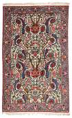 Antique Isfahan Rug, Persia: 4'7'' x 7'3''