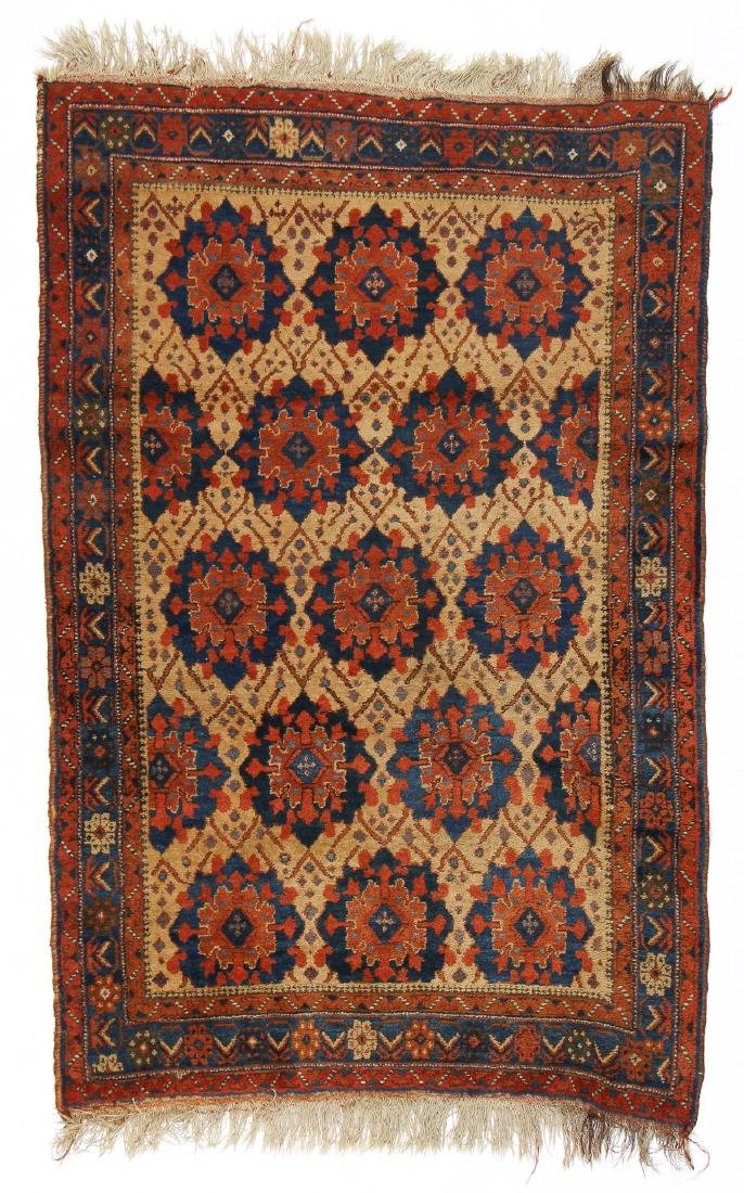 Antique Afshar Rug, Persia: 4'0'' x 6'0''