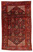 Antique Malayer Rug, Persia: 6'5'' x 10'5''