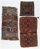 3 Antique Tribal Trappings