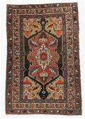 Antique Malayer Rug, Persia: 3'4'' x 5'3''