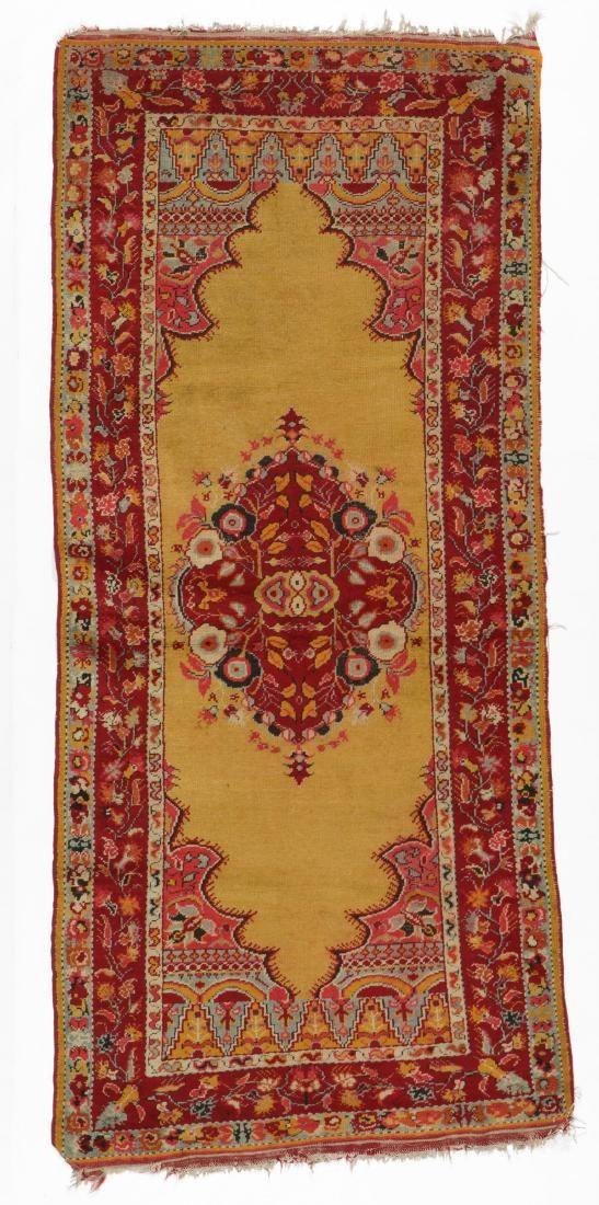 Semi-Antique Malayer Rug, Persia: 3'4'' x 7'5''