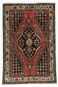 SemiAntique Malayer Rug Persia 47 x 611